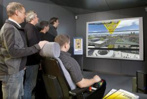 Обучение профессии крановщик на симуляторе