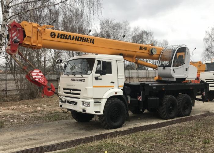 Ивановец КС-45717К-3Р ОВОИД