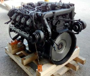 Двигатель 740.662-300