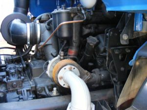 Двигатель КамАЗ-65117