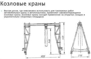 Особенности кранового оборудования