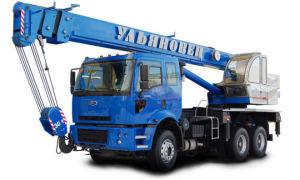 Автокран Ульяновец МКТ-30 – характеристики и модификации