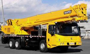 Характеристика автокранов КАТО и их преимущества