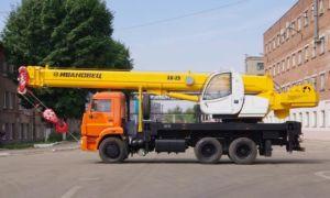 Заказ автокранов в Санкт-Петербурге и Ленинградской области в компании «НеваКран»