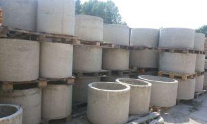 Разновидности и размеры бетонных колец, возможности их применения