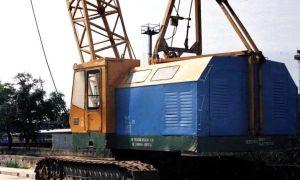 Кран МКГ-25БР