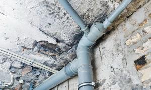 Уклон канализационной 110 трубы по СНиП на 1 метр в частном доме