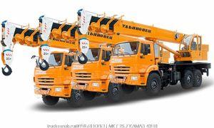 Достоинства и технические параметры автокранов Ульяновец