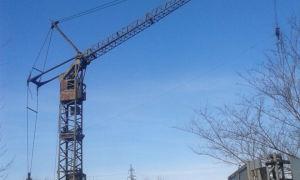 Обзор конструкционных и технических характеристик башенного крана КБ-100