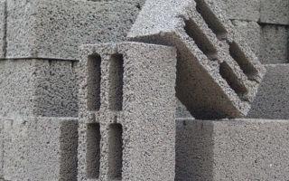 Разновидности, марки и размеры керамзитобетонных блоков