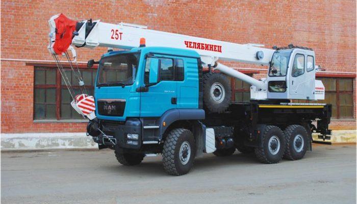 Челябинец КС-45721 - МАЗ-шоссейник 6х4