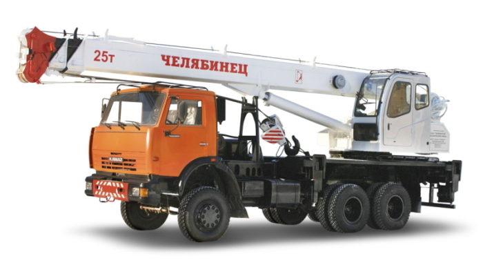КАМАЗ-шоссейник 6х6