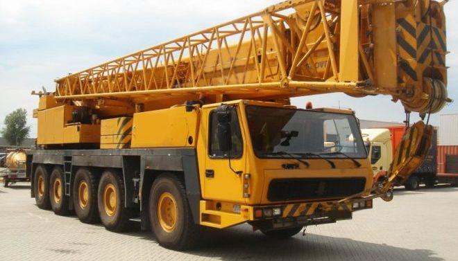 Автокран GROVE 100 тонн
