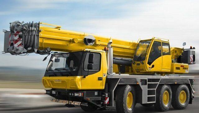 Автокран GROVE 50 тонн