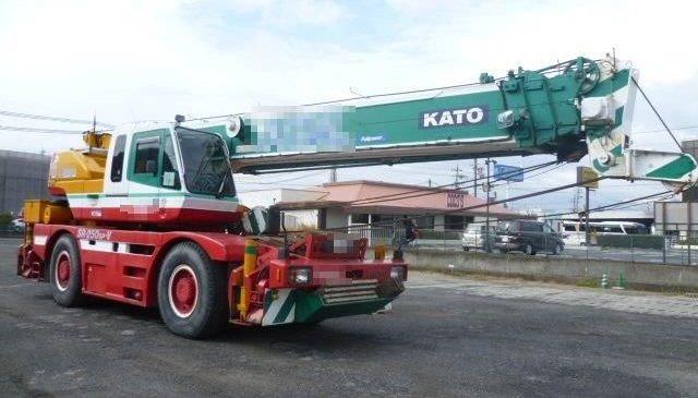 Автокран KATO KR25H-V3