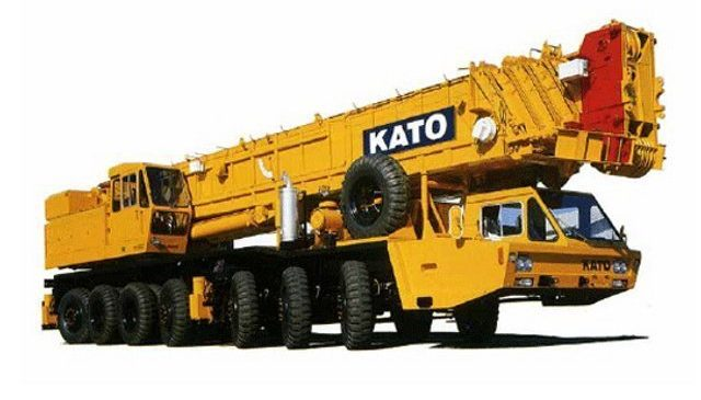 Автокран Kato 160 тонн