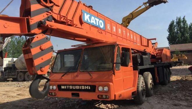 Автокран Kato NK 500