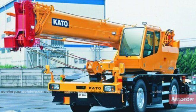 Автокран Kato SR-300LS