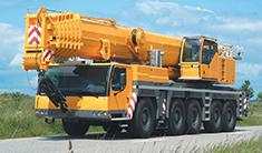 Автокран LIEBHERR LTM 1200-5.1