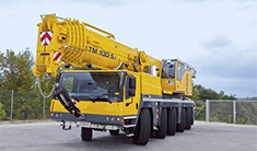 Автокран Liebherr 130 тонн