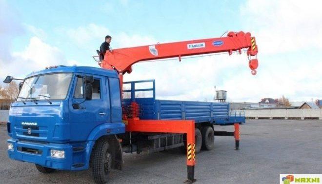 Автокрана xcmg 25 тонн
