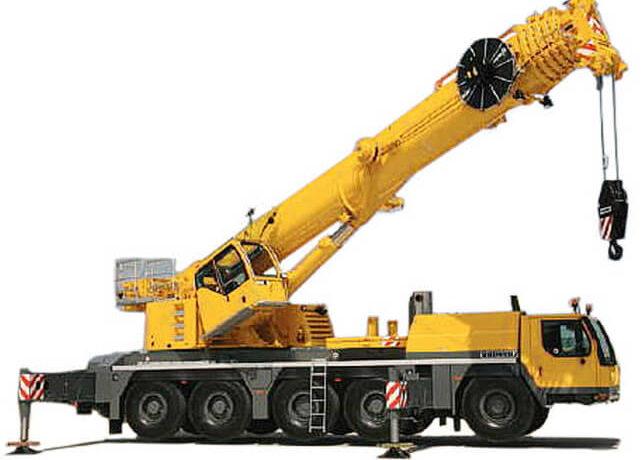 Автокраны 160 тонн