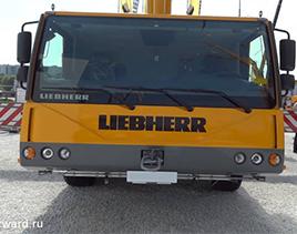 Автокран Liebherr