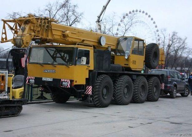 LIEBHERR LTM 1050-4