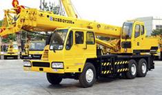 Автокран «Liebherr» 20 тонн