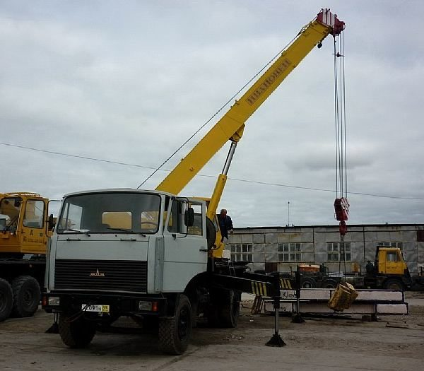 Ивановец 16 тонн в работе