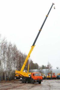 Ивановец 32 тонны в работе