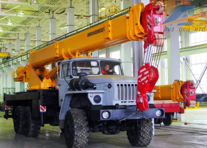 Ивановец КС-45717-1Р ОВОИД