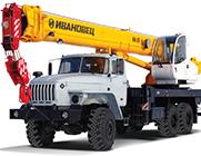 Ивановец 25 тонн