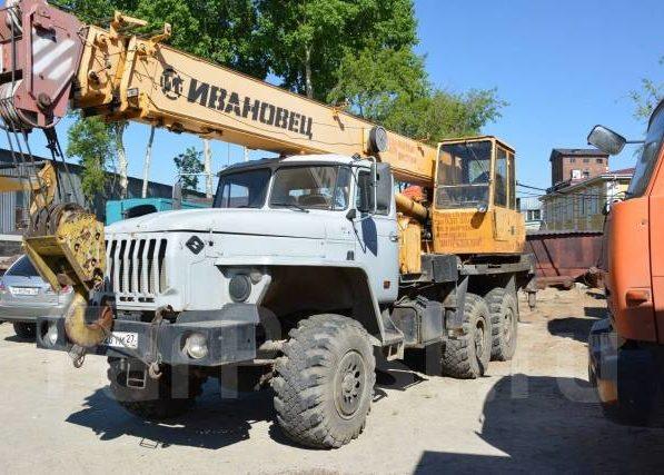 Ивановец КС-35714 16 тонн