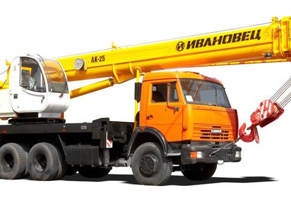 Ивановец КС-45717К-2Р ОВОИД на шасси КАМАЗ-53228