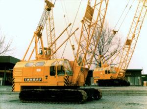 Башенный кран РДК-500