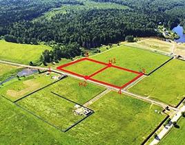 площадь земельного участка